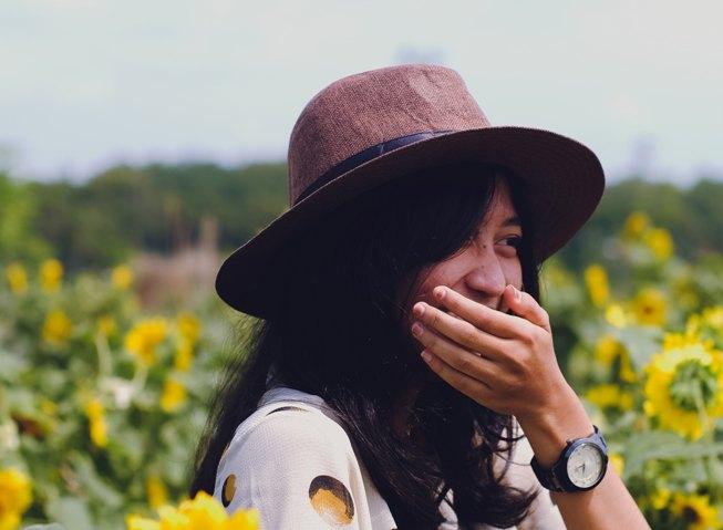 ein Zungenbelag ist unangenehm