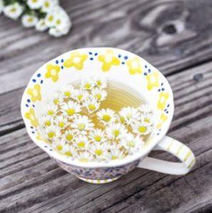 Kamille als Hausmittel gegen Mundgeruch