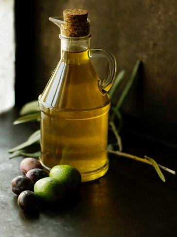 Olivenöl als Hausmittel gegen Mundgeruch